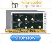 Shop at the Wine Cooler Superstore Today!