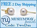 MuseumWayPearls.com Coupon Code
