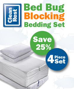 Bed Bug Bedding Set