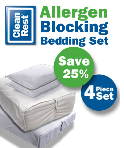 Allergen Bedding Set