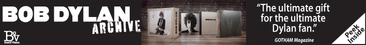 Bob Dylan Archive - Available at BoxOfVision.com!