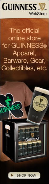 Shop GuinnessWebstore.com Today!