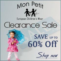 Shop Mon Petit Clearance Sale