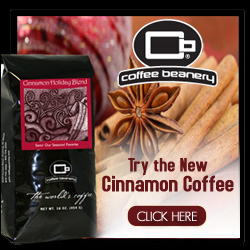 Shop CoffeeBeanery Flavored Coffee!