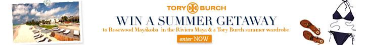 Tory Burch Getaway - Summer 2011