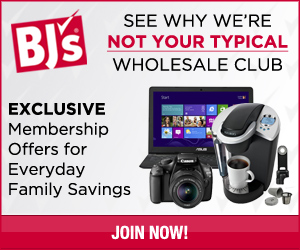 Membership Discounts at BJ's!