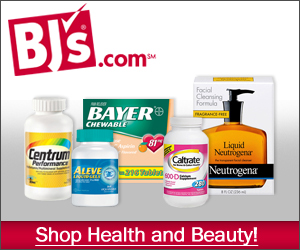 Shop Health and Beauty at BJ's.com