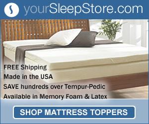 Shop YourSleepStore.com Today!