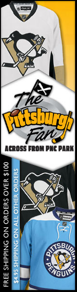 Pittsburgh Penguins Jerseys from ThePittsburghFan.com