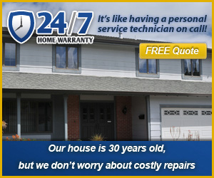 Visit 24-7HomeWarranty.com Today!