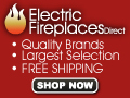 Shop ElectricFireplacesDirect.com Today!