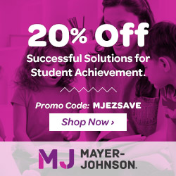 Mayer-Johnson 20% Off Sale