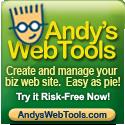 AndysWebTools...Easy as Pie!