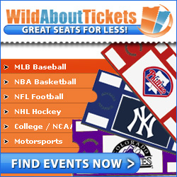 Shop WildAboutTickets.com Today!