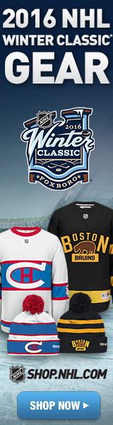 Get 15% off all orders and Free U.S. Shipping at Shop.NHL.com with code