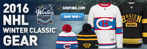 Save 15% on Custom Jerseys through 11/15 at Shop.NHL.com