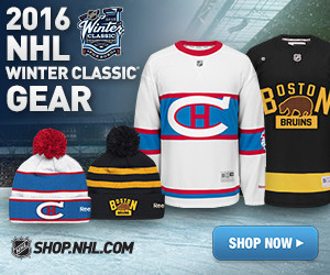 Early Cyber Monday Savings - Save 25% on Orders over $25 at Shop.NHL.com through 11/29