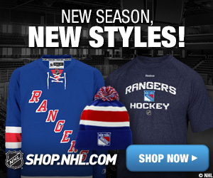 Shop for 2014 NY Rangers Fan Gear at Shop.NHL.com