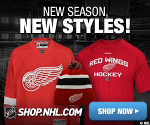 Shop for official Detroit Red Wings fan gear at Shop.NHL.com