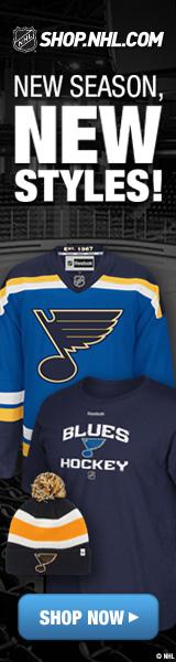Shop for St Louis Blues fan gear at Shop.NHL.com