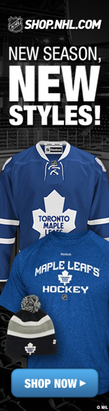 Shop for Toronto Maple Leafs fan gear at Shop.NHL.com