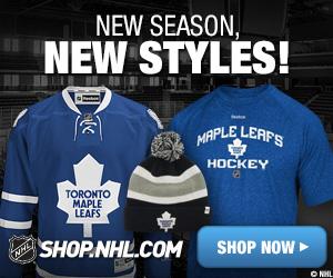 Shop for Toronto Maple Leafs fan gear at Shop.NHL.com