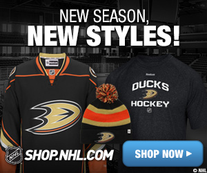 Shop for official Anaheim Ducks Team Gear at Shop.NHL.com