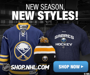 Shop for official Buffalo Sabres fan gear at Shop.NHL.com