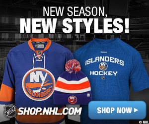 Shop for official New York Islanders fan gear at Shop.NHL.com