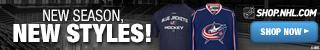 Shop for official Columbus Blue Jackets fan gear at Shop.NHL.com