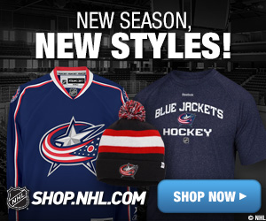 Shop for official Columbus Blue Jackets fan gear at Shop.NHL.com