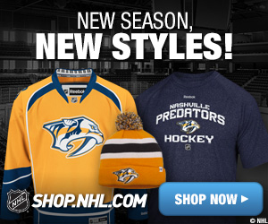 Shop for official Nashville Predators fan gear at Shop.NHL.com