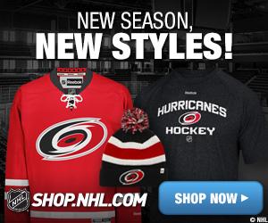 Shop for official Carolina Hurricanes fan gear at Shop.NHL.com