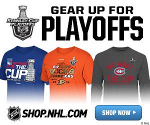 Stanley Cup Playoff Gear