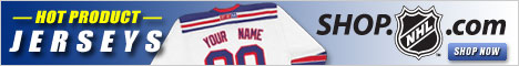 Hot Product: NHL Jerseys