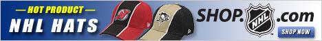 Hot Product: NHL Hats