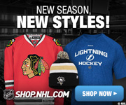 New 2014 NHL Gear