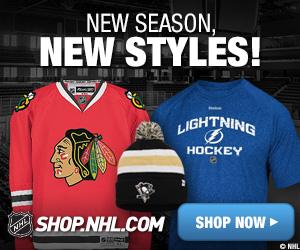 Shop for official 2014 NHL team fan merchandise at Shop.NHL.com