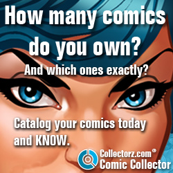 Catalog Your Comic Collection