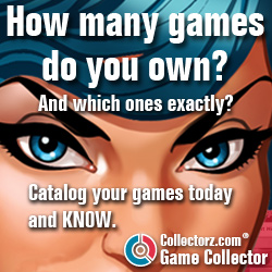 Catalog Your Video Game Collection