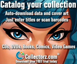Catalog Your Collection Today! Free Trial.