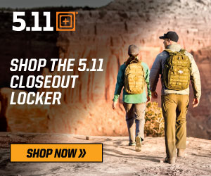 5.11 Tactical Series banner