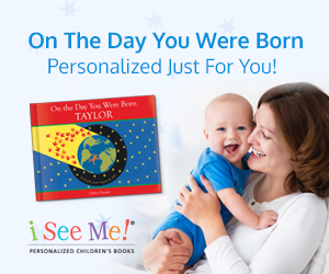 On the Day You Were Born - NEW from ISeeMe!