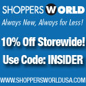 Take 10% Off With Code INSIDER Storewide