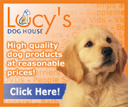 Shop LucysDogHouse.net Today!