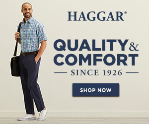 Shop Haggar Now!