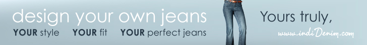 Design your own jeans