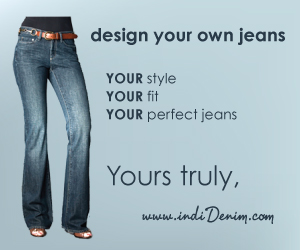 Build Your Own Jeans Now