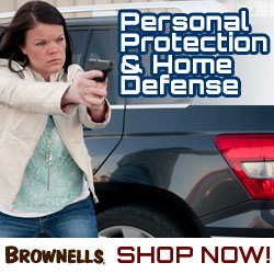 Personal Protection and Home Defense