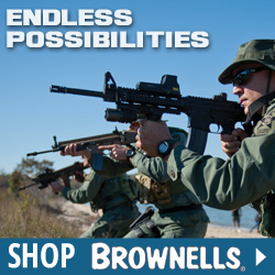 Shop Law Enforcement and Military with Brownells!